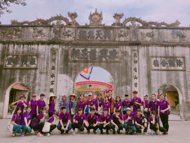Trường Doanh nhânCEOViệt Nam cho sinh viên trải nghiệm 4 tháng du lịch thực tế khắp cả nước - Ảnh 4.