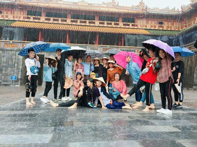 Trường Doanh nhânCEOViệt Nam cho sinh viên trải nghiệm 4 tháng du lịch thực tế khắp cả nước - Ảnh 5.