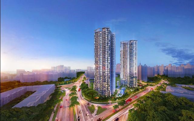 Lộ diện đơn vị thiết kế cho tòa tháp cao bậc nhất quận 6: Surbana – Tập đoàn thiết kế lừng danh Châu Á - Ảnh 1.