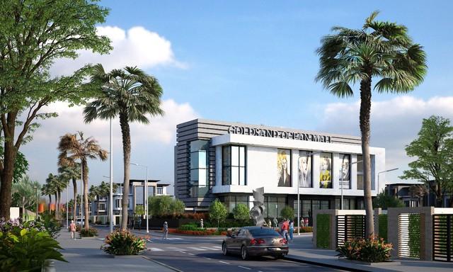 Goldsand Hill Villa - Cửa sáng đầu tư bất động sản tại Phan Thiết