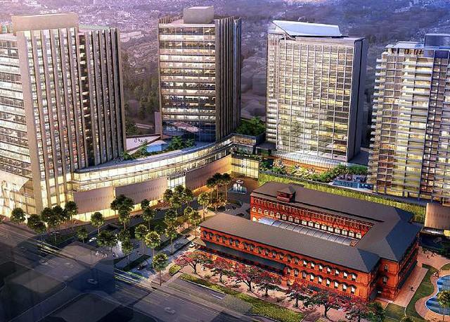 Lộ diện đơn vị thiết kế cho tòa tháp cao bậc nhất quận 6: Surbana – Tập đoàn thiết kế lừng danh Châu Á - Ảnh 3.