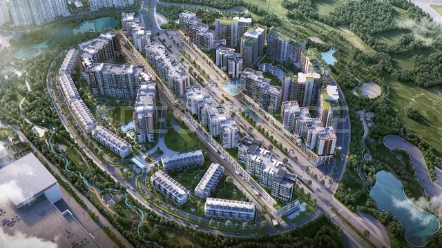 Lộ diện đơn vị thiết kế cho tòa tháp cao bậc nhất quận 6: Surbana – Tập đoàn thiết kế lừng danh Châu Á - Ảnh 6.
