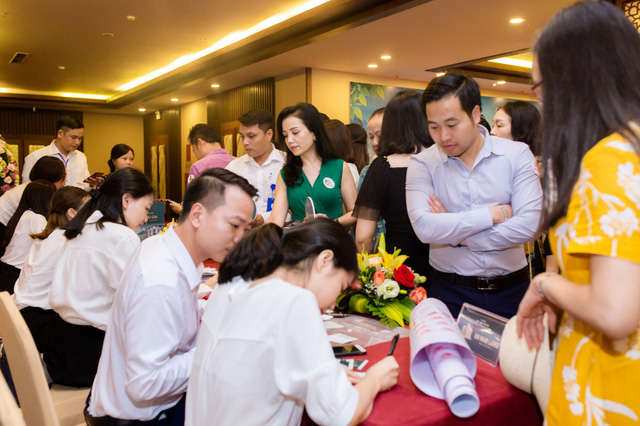 Buổi gặp gỡ của cộng đồng cư dân tinh hoa Lào Cai - Ảnh 1.