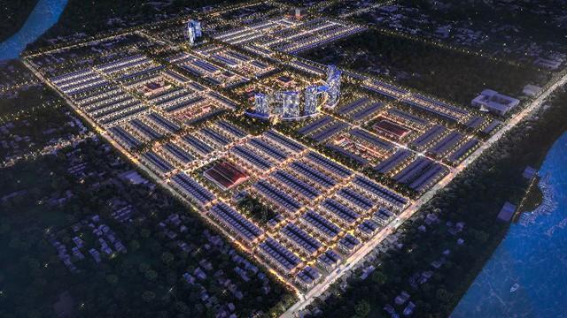 Pháp lý rõ ràng, sổ đỏ từng nền: Stella Mega City, điểm hút mới của giới đầu tư BĐS - Ảnh 1.