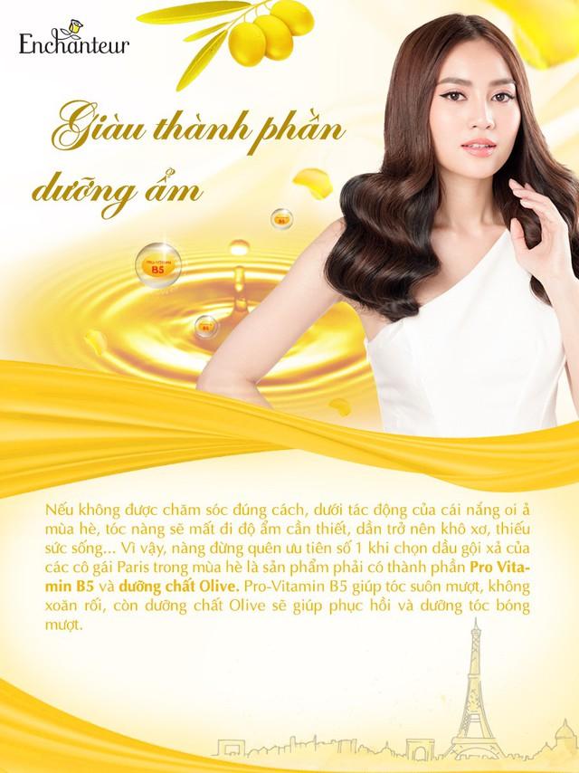 Học quý cô Paris 3 tips chọn bộ đôi dầu gội xả để tóc mượt thơm bất chấp nắng hè - ảnh 1