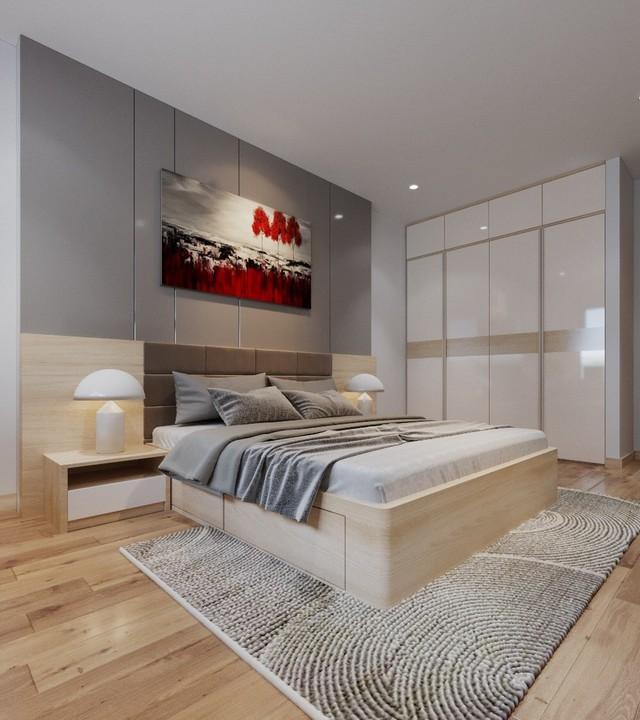 Căn hộ 3 phòng ngủ thiết kế đẹp mắt của doanh nhân Sài Gòn - Ảnh 5.