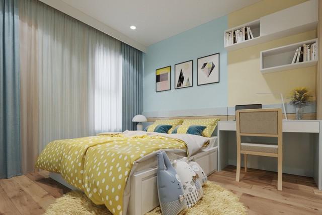 Căn hộ 3 phòng ngủ thiết kế đẹp mắt của doanh nhân Sài Gòn - Ảnh 7.