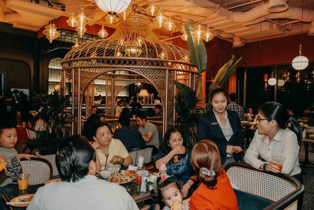 1000 người khám phá ẩm thực Á Âu miễn phí tại không gian sang trọng giữa Sài Gòn - Ảnh 1.