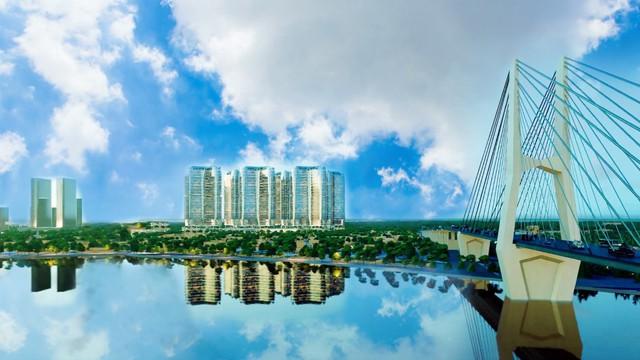 Sunshine Group sắp ra mắt tuyệt phẩm resort 4.0 bên sông Sài Gòn - Ảnh 1.