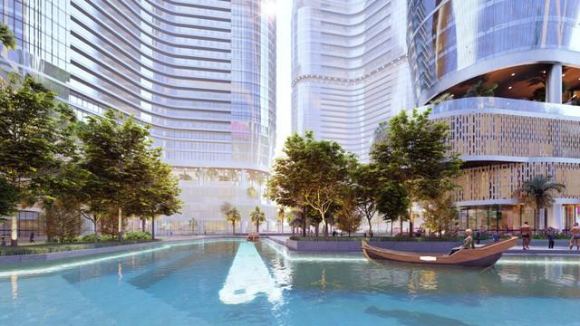 Sunshine Group sắp ra mắt tuyệt phẩm resort 4.0 bên sông Sài Gòn - Ảnh 2.