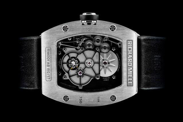 Richard Mille RM 001 Tourbillon – Chiếc đồng hồ thay đổi thế giới - Ảnh 2.