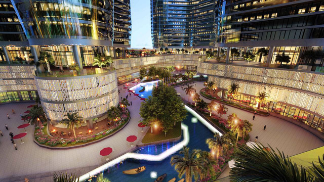 Sunshine Group sắp ra mắt tuyệt phẩm resort 4.0 bên sông Sài Gòn - Ảnh 3.