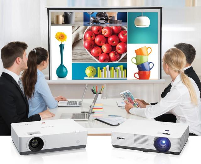 Độ phân giải máy chiếu và khả năng hiển thị hình ảnh - Ảnh 3.