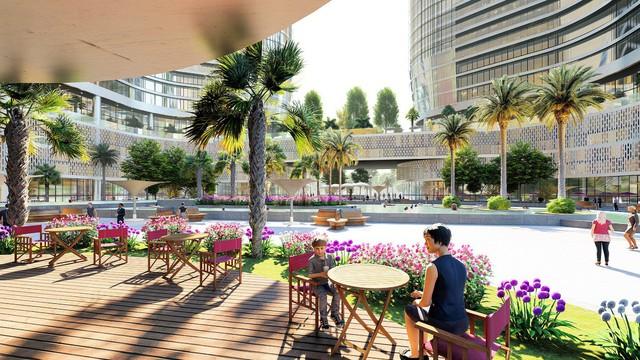 Sunshine Group sắp ra mắt tuyệt phẩm resort 4.0 bên sông Sài Gòn