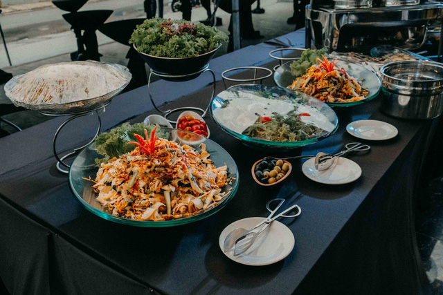 1000 người khám phá ẩm thực Á Âu miễn phí tại không gian sang trọng giữa Sài Gòn - Ảnh 5.