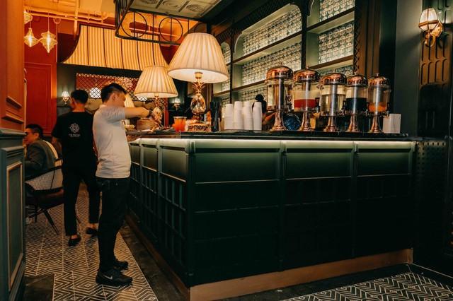 1000 người khám phá ẩm thực Á Âu miễn phí tại không gian sang trọng giữa Sài Gòn - Ảnh 9.