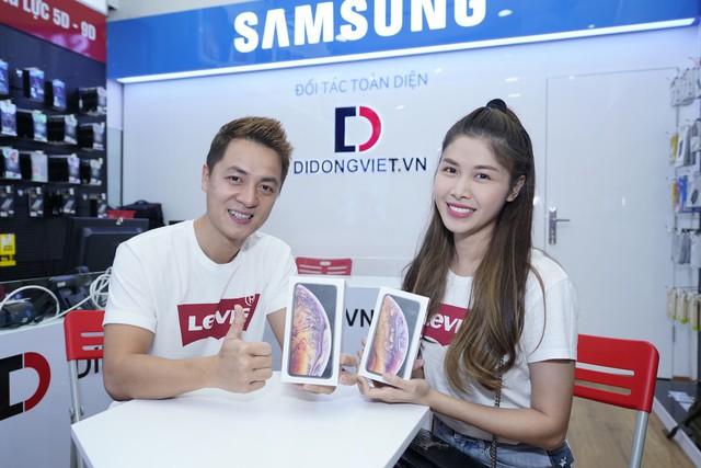 Người dùng iPhone 8 Plus, iPhone X giảm đến 12 triệu đồng khi mua iPhone Xs, Xs Max, trả góp lãi suất 0% tại Di Động Việt - Ảnh 2.