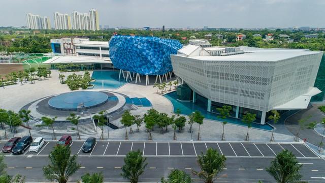 Cơ hội khám phá không gian học tập tràn đầy cảm hứng của ngôi trường triệu đô ngay tại Việt Nam - Ảnh 4.