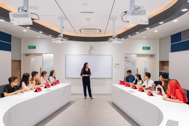 Cơ hội khám phá không gian học tập tràn đầy cảm hứng của ngôi trường triệu đô ngay tại Việt Nam - Ảnh 5.