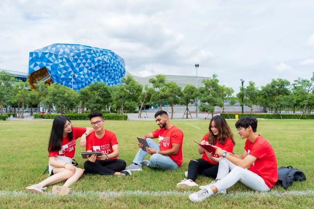 Cơ hội khám phá không gian học tập tràn đầy cảm hứng của ngôi trường triệu đô ngay tại Việt Nam - Ảnh 6.