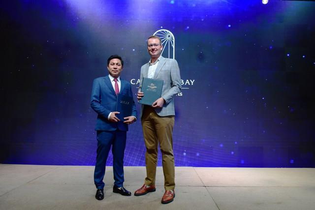Chủ đầu tư dự án Cam Ranh Bay ký kết hợp tác với The Ascott Limited - Ảnh 1.