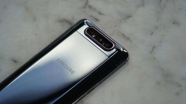 Vì sao Samsung Galaxy A80 là mẫu smartphone người dùng trẻ không thể bỏ qua? - ảnh 1