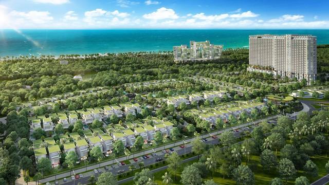 Hồ Tràm - Bình Châu: Điểm dừng chân mới của các nhà đầu tư sành sỏi - Ảnh 1.
