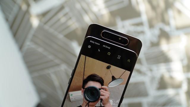 Vì sao Samsung Galaxy A80 là mẫu smartphone người dùng trẻ không thể bỏ qua? - ảnh 3