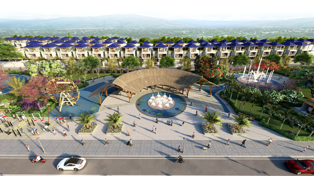 Sắp công bố dự án quy mô lớn hàng đầu khu vực - Phú Mỹ Gold City với 20,5 ha - Ảnh 1.