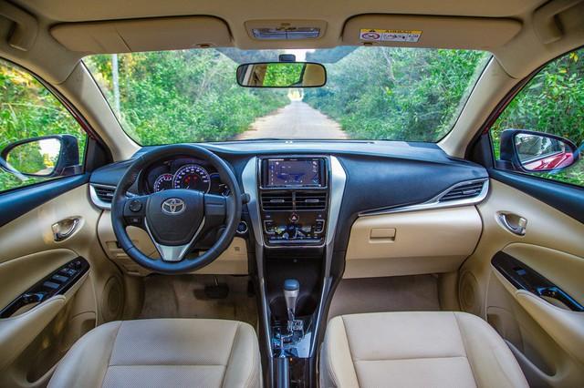 Toyota Vios – bài toán kinh tế hiệu quả - Ảnh 1.