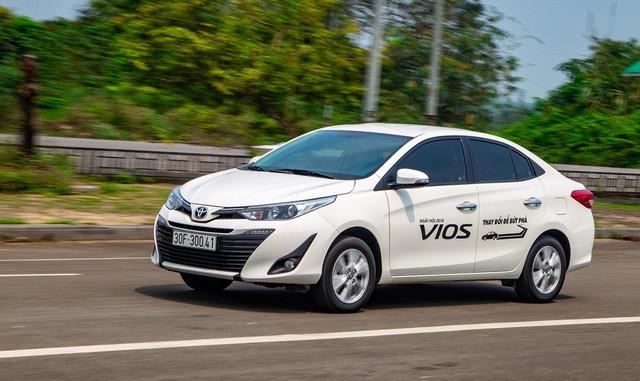 Toyota Vios – bài toán kinh tế hiệu quả - Ảnh 2.