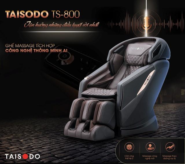 5 thương hiệu ghế massage hàng đầu Việt Nam - Ảnh 1.