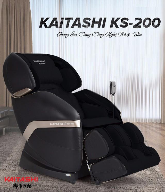 5 thương hiệu ghế massage hàng đầu Việt Nam - Ảnh 4.