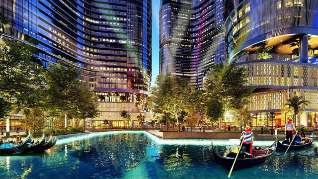 Sunshine Diamond River – Quần thể đô thị nghỉ dưỡng phong cách Resort 4.0 giữa Sài Gòn - Ảnh 1.