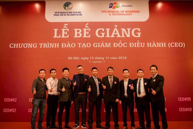 Doanh nhân Hà Nội có cơ hội nhận 10 tỷ đồng học bổng quản trị điều hành cao cấp - Ảnh 1.