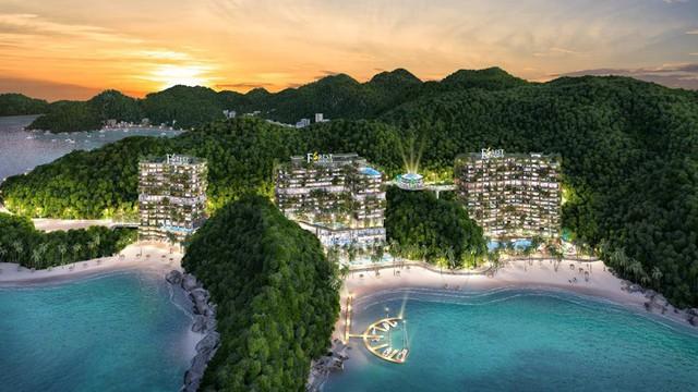 Flamingo Cát Bà Beach Resort – Đánh thức tiềm năng đảo Cát Bà - Ảnh 1.