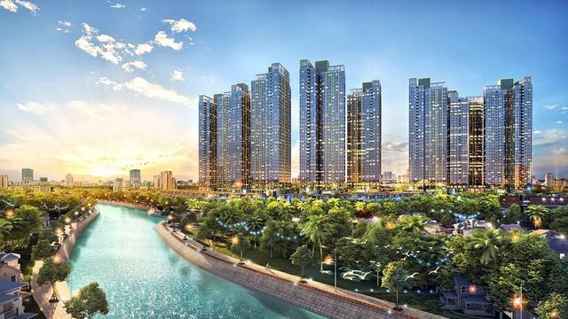 """Sunshine City Sài Gòn nối dài """"đại lộ quốc tế"""" tại khu vực Nam Sài Gòn - Ảnh 2."""