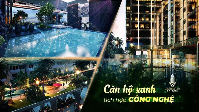 """Sunshine City Sài Gòn nối dài """"đại lộ quốc tế"""" tại khu vực Nam Sài Gòn - Ảnh 3."""