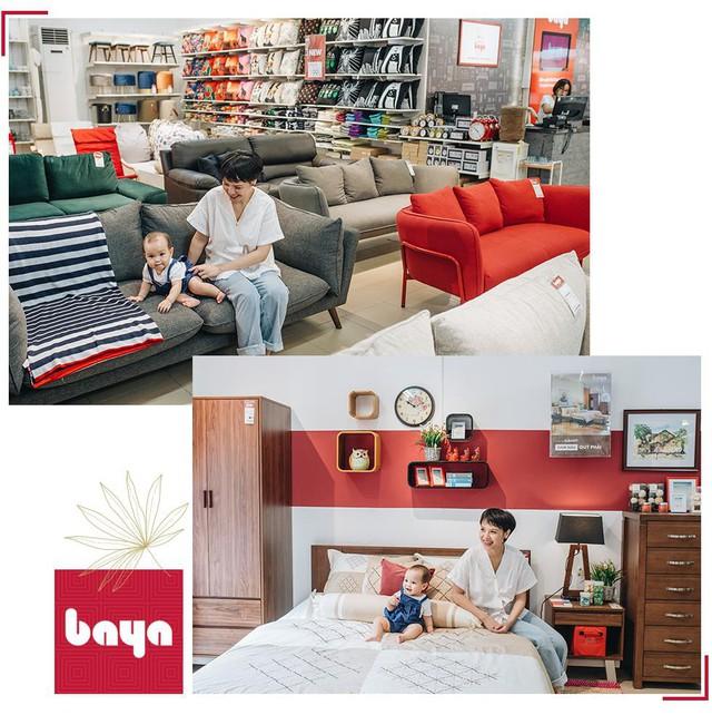 BAYA bung sức với nhiều trải nghiệm nội thất mới cho khách hàng - Ảnh 1.