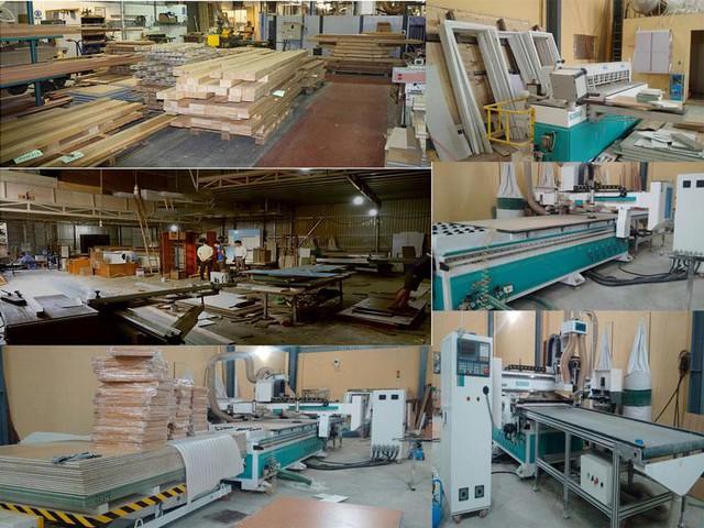 Máy chế biến gỗ nhập khẩu Trung Quốc - Đài Loan – lựa chọn cho doanh nghiệp nội thất Việt - Ảnh 1.