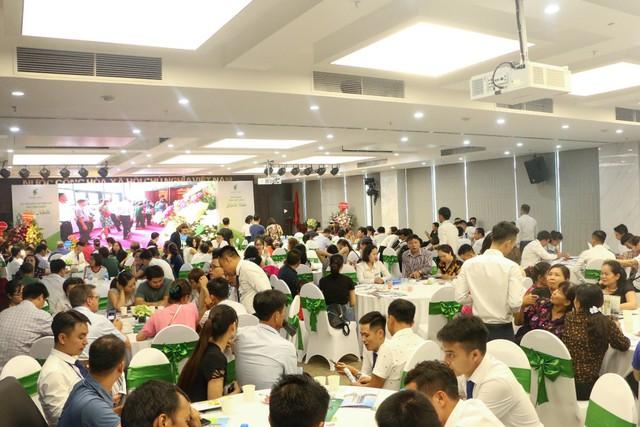 Green Pearl Bắc Ninh hút khách trong sự kiện mở bán chính thức - Ảnh 1.