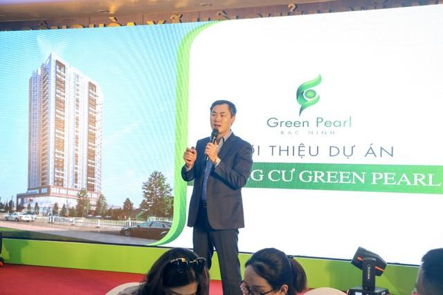 Green Pearl Bắc Ninh hút khách trong sự kiện mở bán chính thức - Ảnh 2.