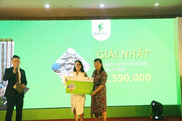 Green Pearl Bắc Ninh hút khách trong sự kiện mở bán chính thức - Ảnh 3.