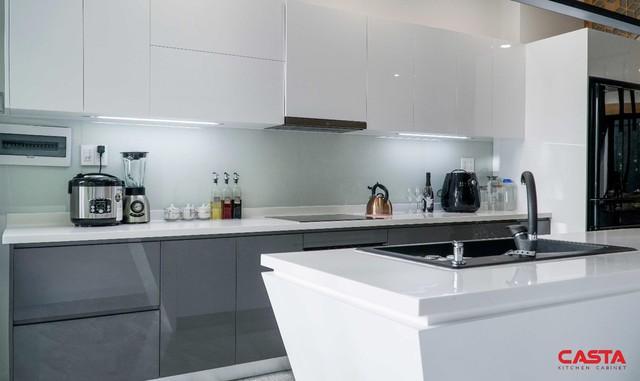 Casta Premium Lacquer sự lựa chọn tinh tế cho tủ bếp nhà bạn - Ảnh 2.