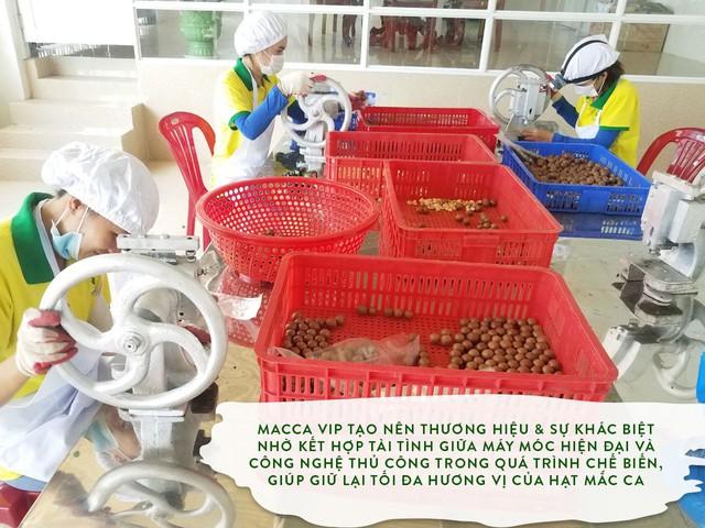 Niềm khát khao đưa Mắc ca Việt đi khắp 5 châu - Ảnh 4.
