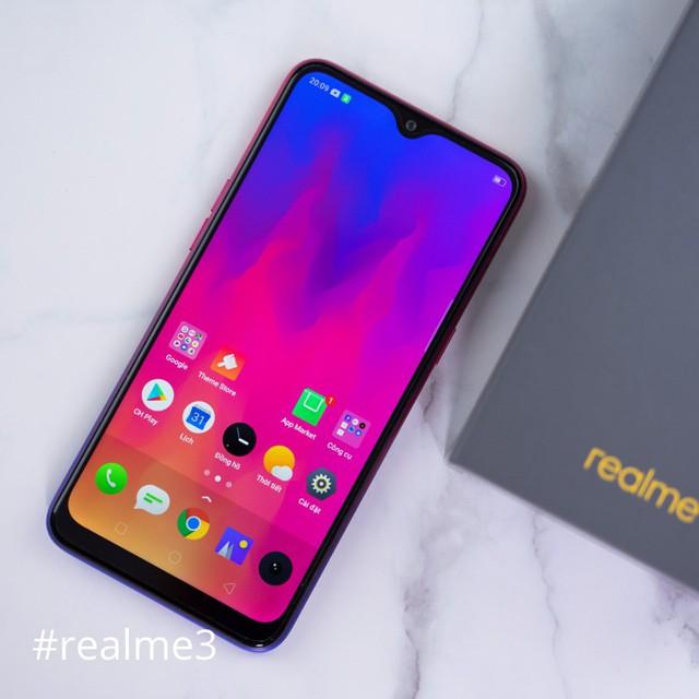 Hãng smartphone Realme đã thay đổi suy nghĩ của người dùng về các dòng máy tầm trung - Ảnh 1.