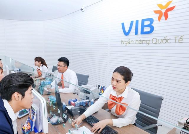 Gửi tiết kiệm 1 nhận 3 ưu đãi lãi suất tại VIB - Ảnh 1.