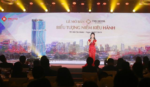 Lần đầu ra mắt tại TP HCM, TMS Hotel Quy Nhon Beach thu hút thị trường đầu tư