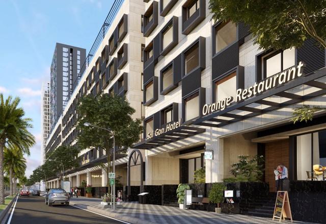 Shophouse Apec Diamond Park hấp dẫn giới nhà giàu Lạng Sơn - Ảnh 2.