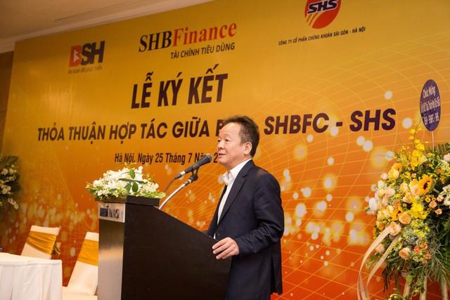 SHB Finance, SHS và BSH phát huy nội lực – hợp tác bền vững - Ảnh 1.